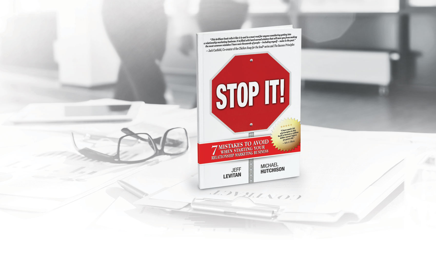 Stop It Book