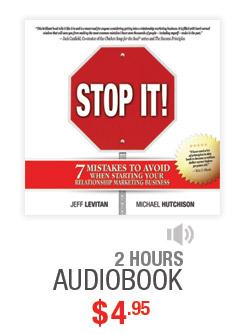 Buy Now! Audiobook format